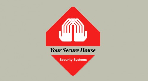 logo for security system company