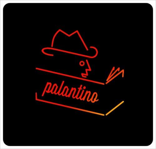 palantino ,neon logos,logo designer london,neon typography