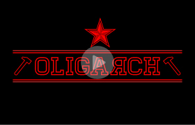oligarch logo,logo designer london,visualrevolt