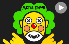 clown logo ,logo ,graphic,web design london,wimbledon,putney,raynes park