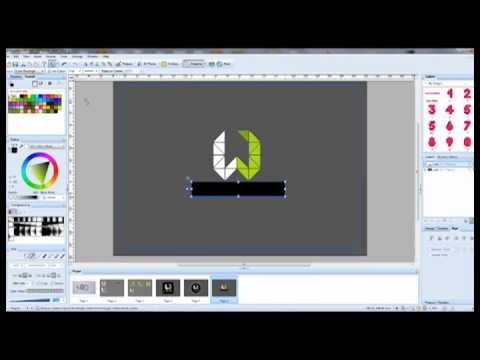 Logo design tutorial ,graphic design in Wimbledon