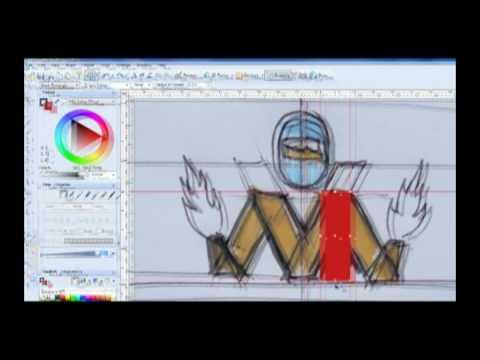 How to create a logo using Serif Draw X4