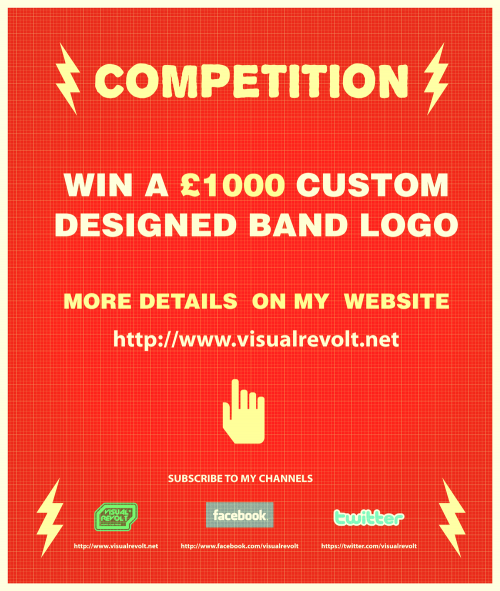 Win-a-custom-designed-logo-for-your-band