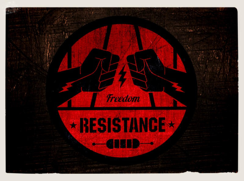 Image Gallery resistance logo