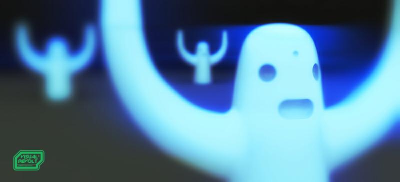 ghost-sculpture,ceramic-object,product-designer-london,visualrevolt,3d-graphic-designer