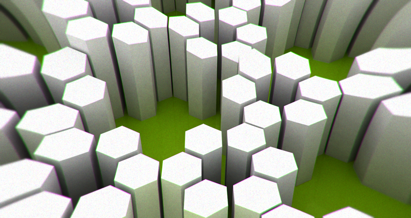 structure-3d-project-hexagonal-shape,visualrevolt