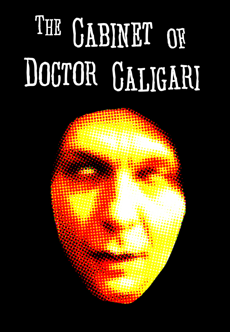 the-cabinet-of-doctor-caligari-poster,visualrevolt, graphic designs london,product design,manual skills