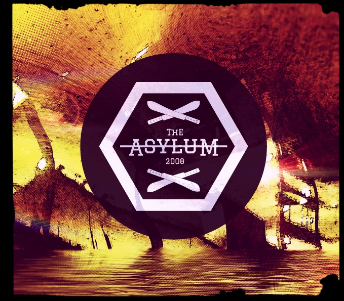 asylum, visualrevolt, graphic, poster designer london