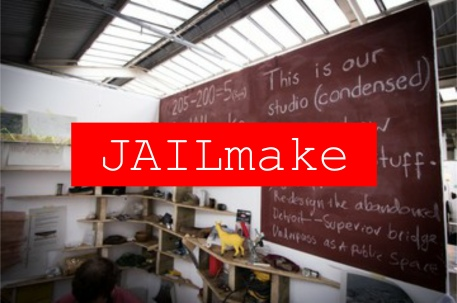 jailmake, makers  guild, visualrevolt, graphic, product designer london